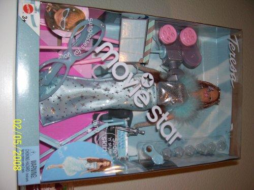 Barbie Teresa Movie Star Doll (Movie Star Doll)