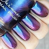Nail Polish la Colors Shade Shifter Multichrome Nail Polish- 0.5 oz Full Sized Bottle