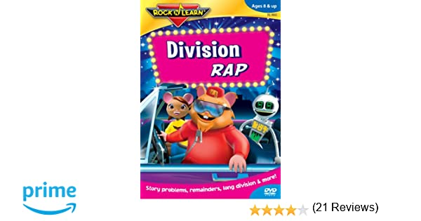 Amazon.com: Rock 'N Learn: Division Rap: Rock 'N Learn, Richard ...