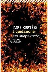 Liquidazione (Italian Edition) Kindle Edition