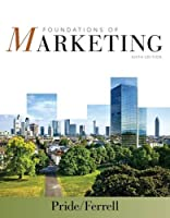 Foundations of Marketing, 6th Edition Front Cover