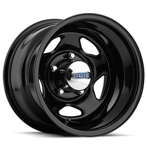 Cragar V5 Wheel (15x10.5''/5x114.3mm)