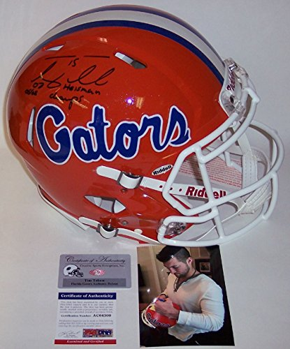 tim tebow signed football - 4