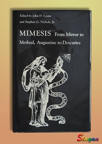 Mimesis: From Mirror to Method, Augustine to Descartes - Stores Dartmouth Mall