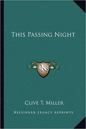This Passing Night
