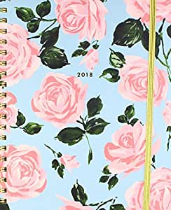 "ban.do design 17 Month Agenda 2017-18 Academic Calender, 5.125"" x 8.125"" (70730)"