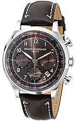 Baume & Mercier Men's 10002 Capeland Mens Automatic Chronograph Watch