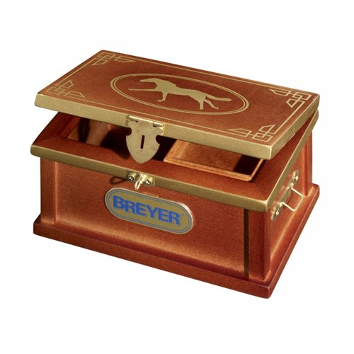 Breyer Traditional Deluxe Tack Box Horse Toy Accessory Deluxe Tack