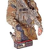 NAR Black Talon Rolled Gloves - 25 Pair