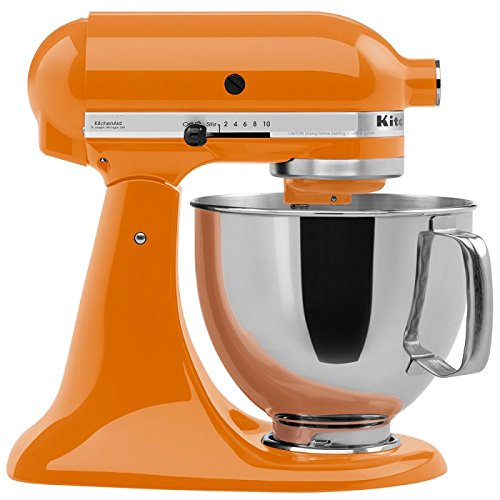 KitchenAid 4.5 Qt Ultra Power Stand Mixer Tangerine