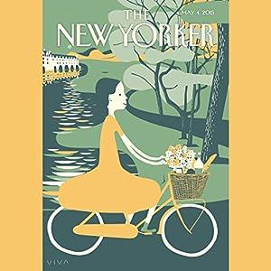 The New Yorker, May 4th 2015 (Ryan Lizza, Dana Goodyear, Joan Acochella) Periodical