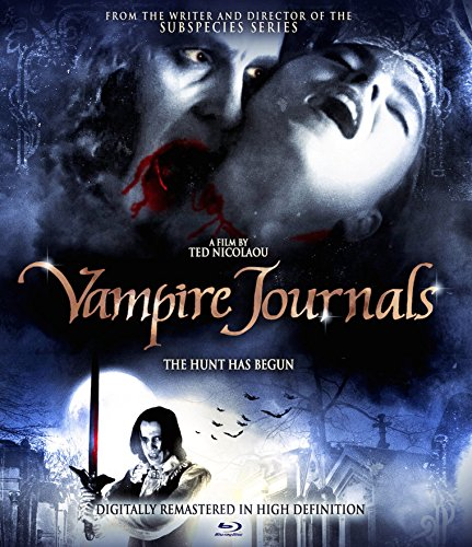 Vampire Journals [Blu-ray]