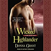 Wicked Highlander: Dark Sword Series, Book 3 | Donna Grant