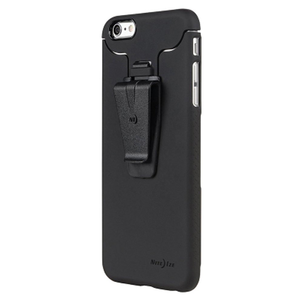 Nite Ize Connect Case for iPhone 6 - Retail Packaging - Black