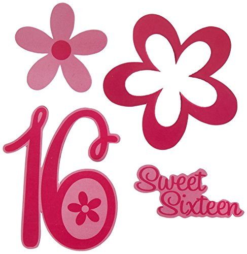 Lillian Rose Sweet Sixteen 16 Theme Party Decor Confetti (Themes For A Sweet 16)