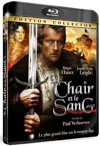 La Chair Et Le Sang (Flesh And Blood) [Blu-ray]