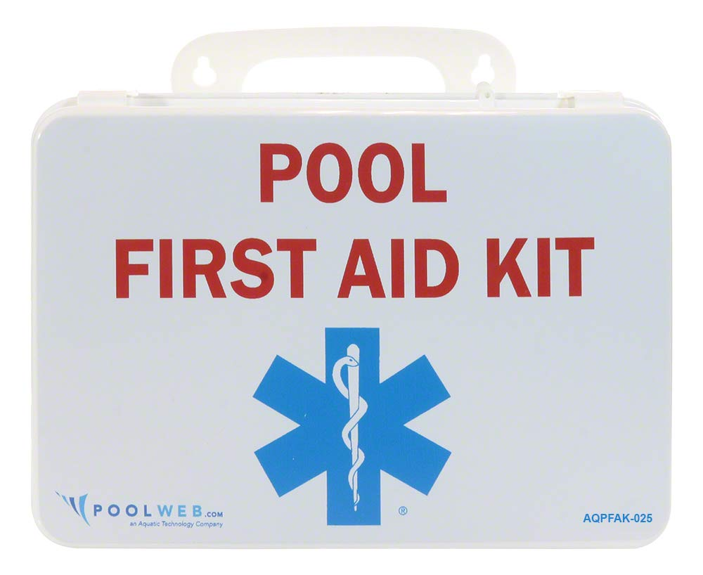 Pool First Aid Kit (25 Person)
