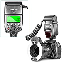 Image of the product Neewer Macro TTL Ring that is listed on the catalogue brand of Neewer.