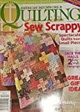 Better Homes and Gardens American Patchwork & Quilting December 2012