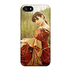 Excellent Design Beauty Princess Phone Case For Iphone 5/5s Premium Tpu Case