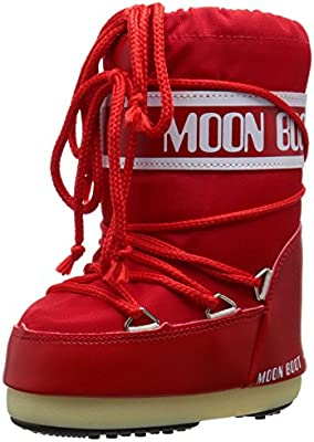 Moon Boot Nylon Junior Winter Fashion Boots Tecnica 34000110-003