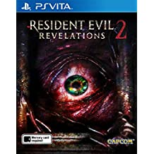 Resident Evil: Revelations 2 (Multi-Language: English, Chinese, French, Italian, German, Spanish, Japanese, Korean, Brazilian Portuguese, Russian, Polish) for PlayStation Vita [PS Vita]