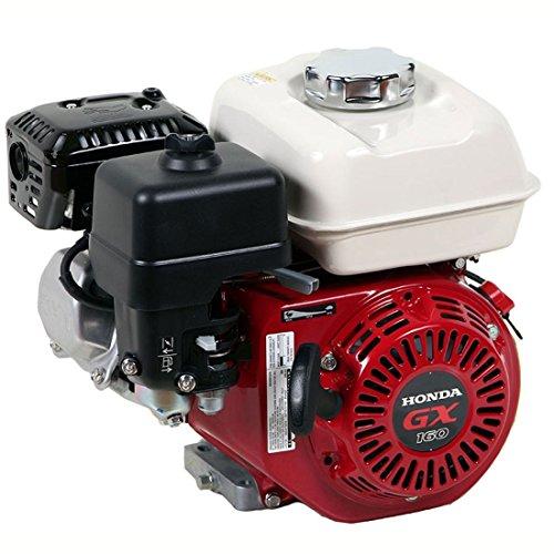 """Honda GX160 Gas Engine Brand New (GX160QH) - 3/4"""" Crankshaft"""