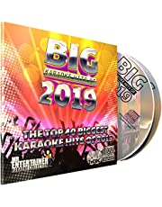 KARAOKE 2019 CD+G (CDG) Disc Pack. The Top 40 Chart Pop Songs of 2019. Mr Entertainer Big Hits. Ariana Grande, Ava Max, Billie Eilish, Khalid, Lewis Capaldi and more