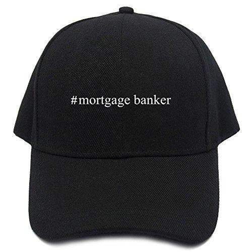Teeburon Mortgage Banker Hashtag Baseball Cap