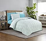 Mainstays Mexican Tribal Bed-in-a-Bag Complete Bedding Set,Comforter Set,Machine Washable,Polyester,(King,Queen,Full,Twin) (Full)