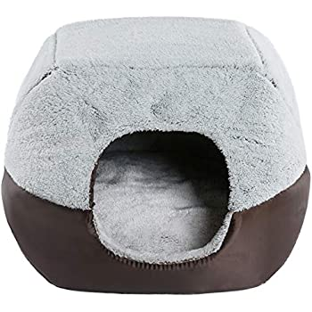 Amazon.com : Hollypet Coral Velvet Self-Warming 2 in 1