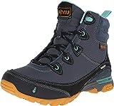 Ahnu Women's W Sugarpine Boot Wp Hiking Boot, Dark Slate, 8 M US