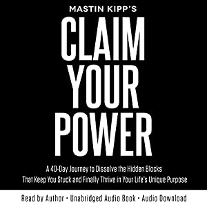 Claim Your Power Audiobook