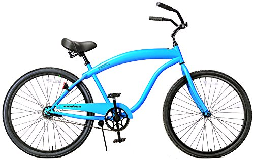 Fito Men's Modena Sport 1 Speed Beach Cruiser Bike