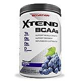 Scivation, Xtend BCAAs, Grape, 30 Servings