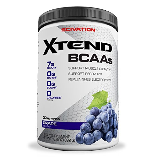 Scivation, Xtend BCAA, Grape, 30 Servings