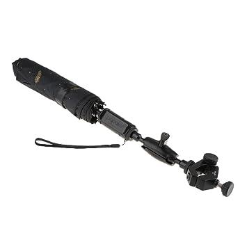 Sharplace Paraguas de Reflector Estudio Iluminación Accesorio Ordenador Portátil Cámara Fotografía Soporte Amarillo: Amazon.es: Electrónica