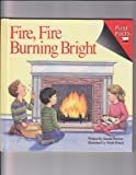 Fire, Fire Burning Bright, Joanne Barkan, 0671686585