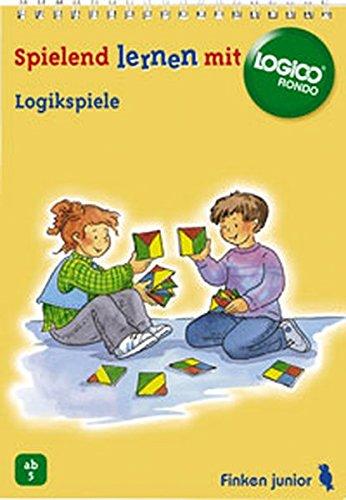Logico Rondo. Logikspiele. ( Ab 5 J.).