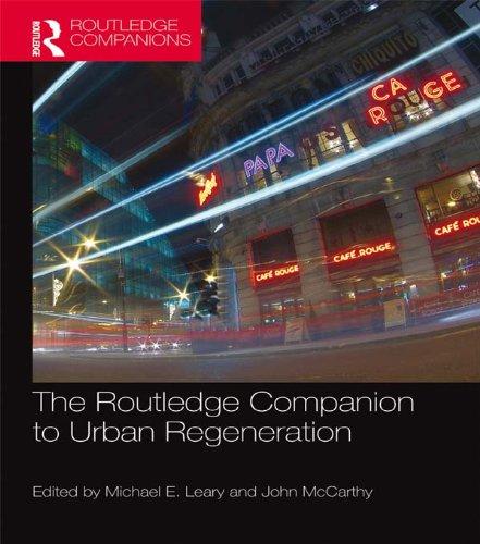 The Routledge Companion to Urban Regeneration (Routledge Companions) Pdf