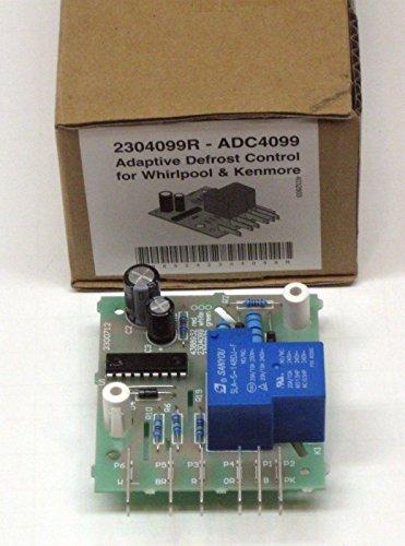 Supco ADC4099 Refrigerator Adaptive Defrost Control Board Replaces 2304099, 2213100, 2213473, 2302564, - Control Refrigerator Adaptive Defrost
