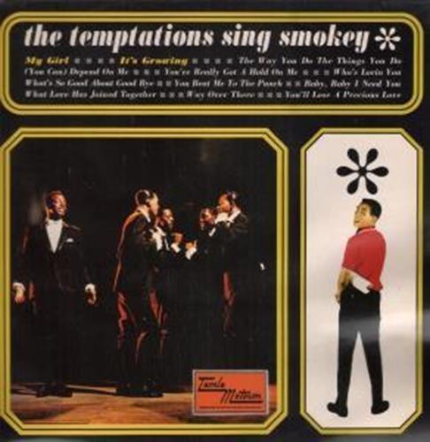 The Temptations Sing Smokey [Vinyl]