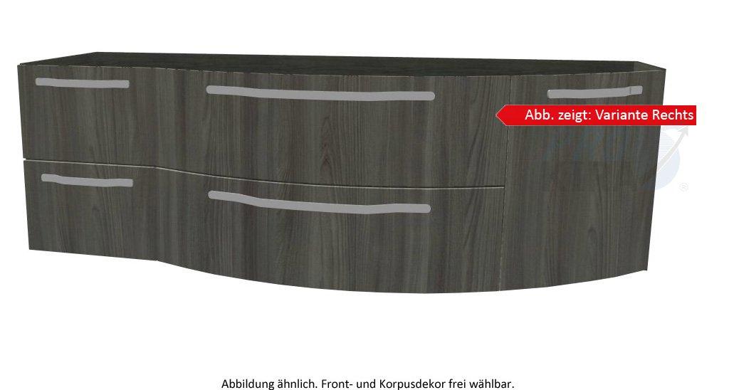 Pelipal Solitaire 7005 Waschtischunterschrank / RD-WTUSL 04/06 / Comfort N / 150,6x48x49,8cm