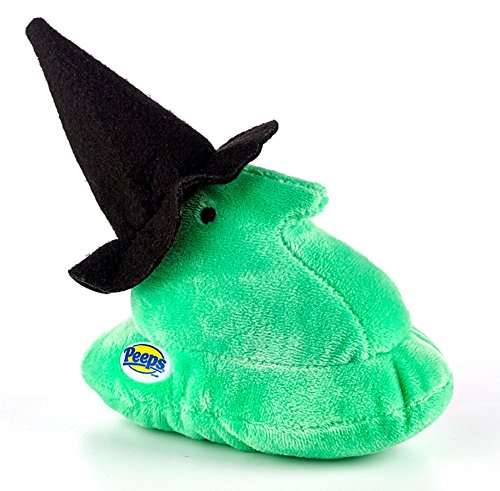 Peeps Limited Edition Halloween Witch Chick - 5