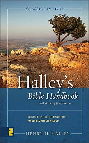 Halley's Bible Handbook: An Abbreviated Bible Commentary (Bible Handbook Series)