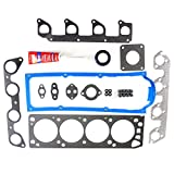 #4: ECCPP Head Gasket Set Engine Head Gaskets fit 1995-1998 Ford Mazda B2300 Ranger B2500 2.3L 2.5L Automotive Replacement