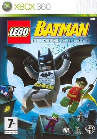 Xbox 360 - LEGO Batman - [PAL ITA - MULTILANGUAGE]: Amazon.es: Videojuegos