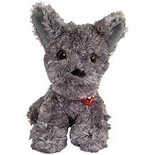 MuttNation Fueled by Miranda Lambert Plush Mini Rescue Mutt Dog Toy, Motley
