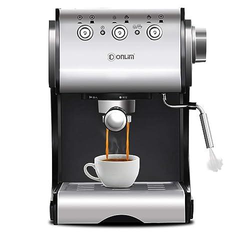YXS 1.3L máquina de Espresso, semiautomática Cafetera exprés ...