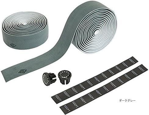 ADEPT(アデプト) デュレジスト バーテープ 厚み 2mm ダークグレー HBT04005